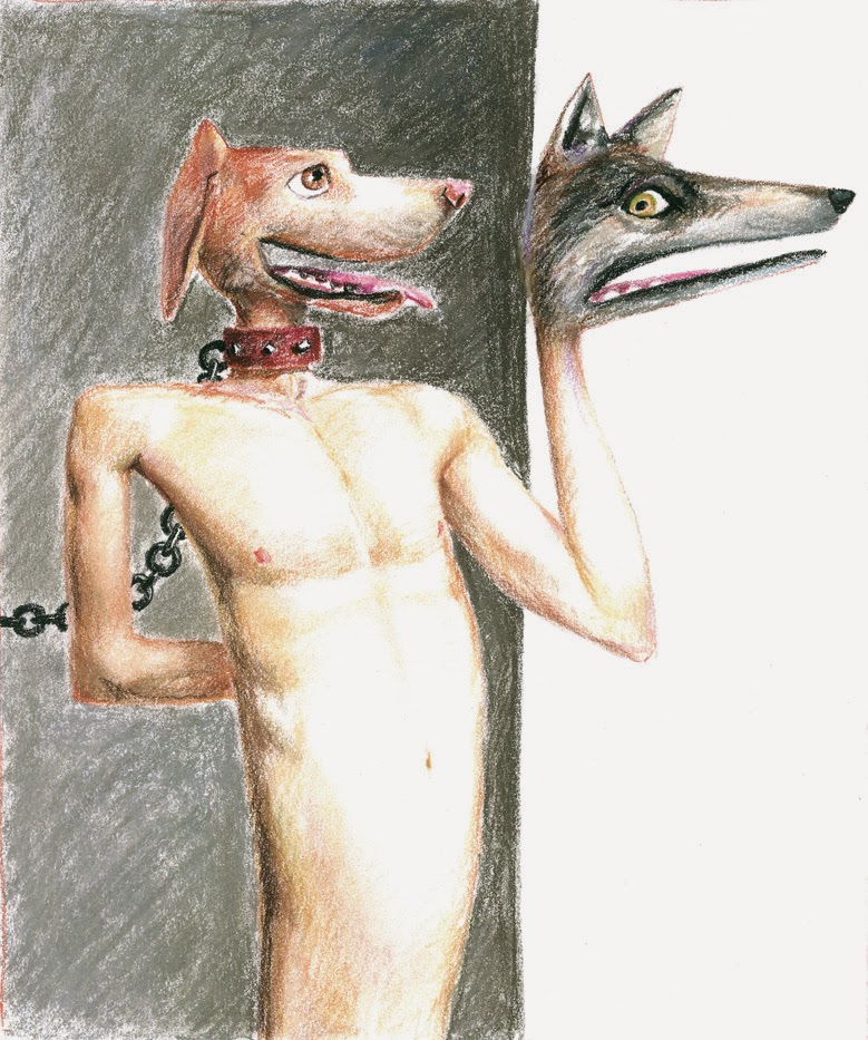 Le-chien-et-le-loup